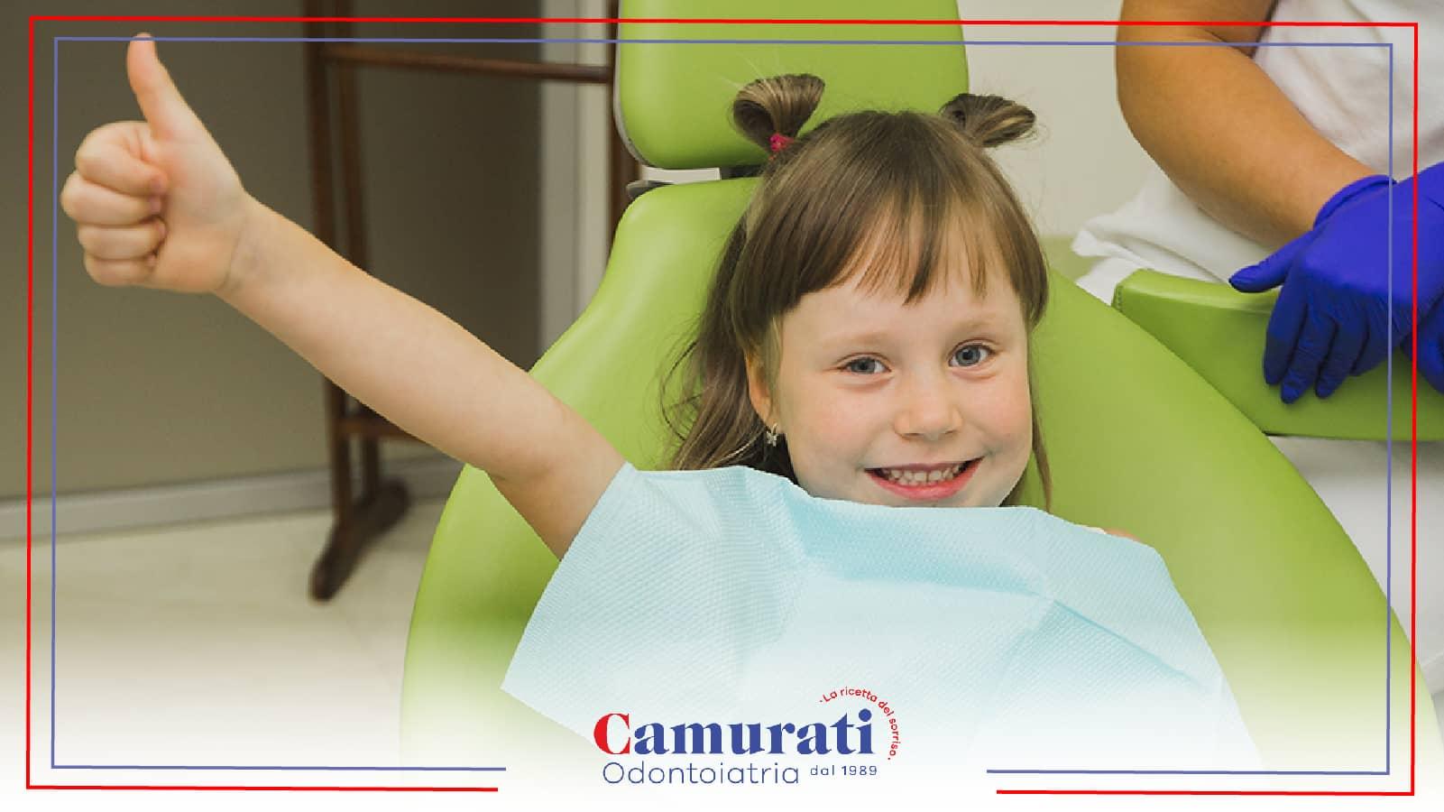 dentista bambino
